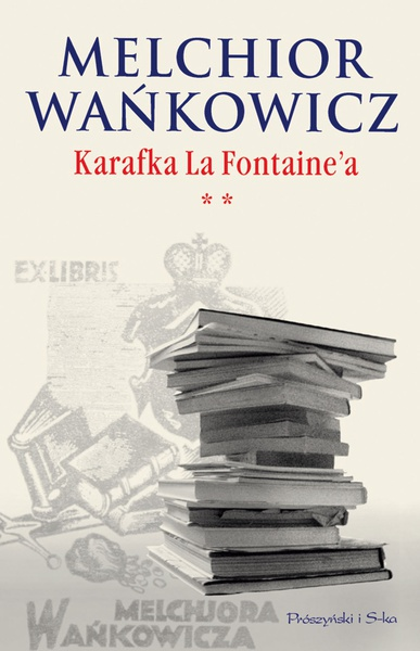 Karafka La Fontaine'a tom II