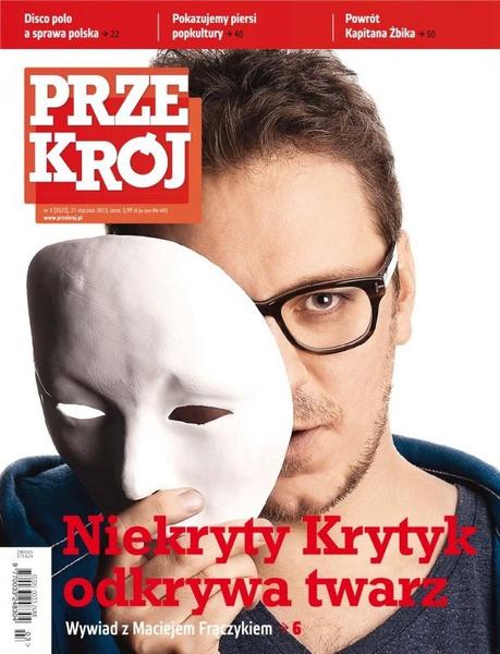 """""""Przekrój"""" nr 32013"""