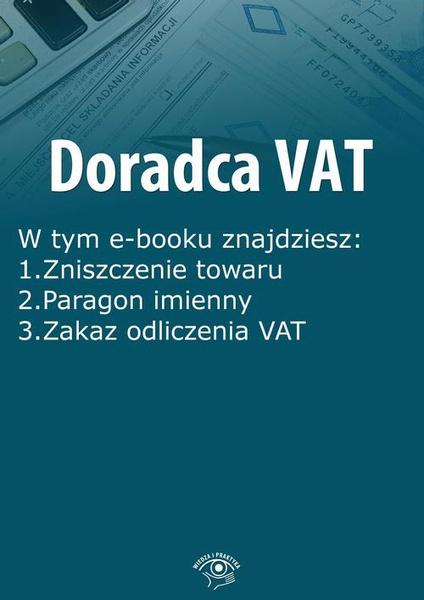 Doradca VAT, wydanie czerwiec 2016 r.