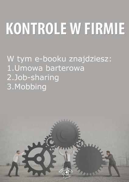 Kontrole w Firmie, wydanie sierpień 2014 r.