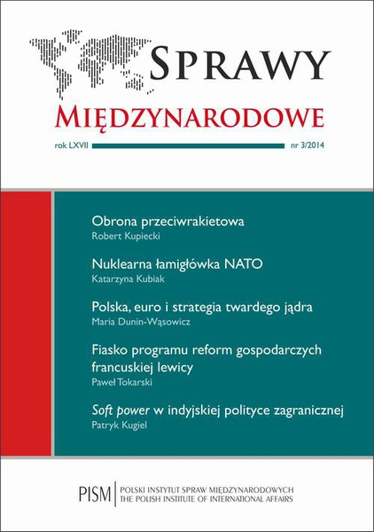 Sprawy Międzynarodowe 3/2014