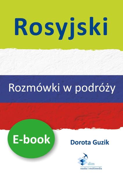 Rosyjski Rozmówki w podróży ebook