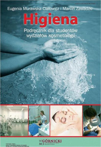 Higiena. Podręcznik dla studentów kosmetologii