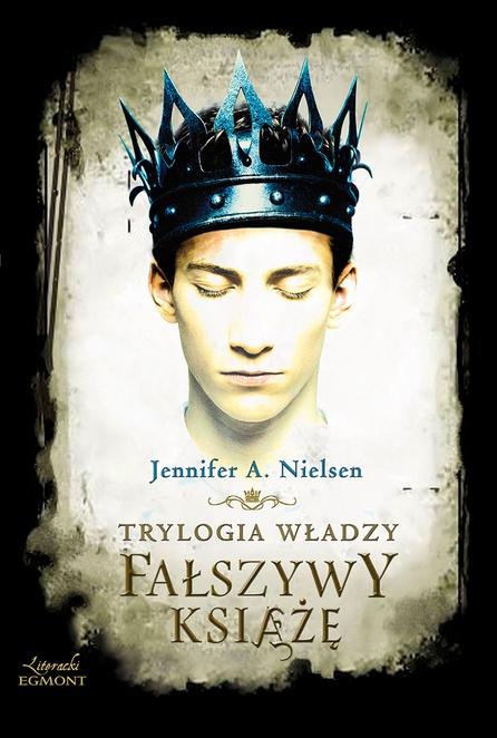 Fałszywy książę - Jennifer Nielsen