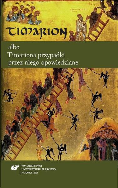 Timarion albo Timariona przypadki przez niego opowiedziane
