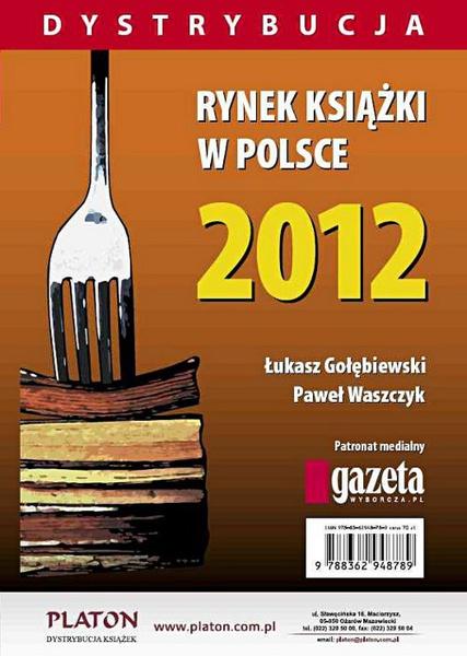 Rynek książki w Polsce 2012. Dystrybucja