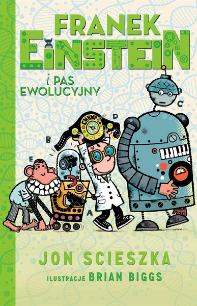 Franek Einstein i pas ewolucyjny