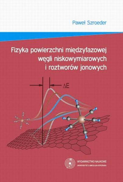 Fizyka powierzchni międzyfazowej węgli niskowymiarowych i roztworów jonowych