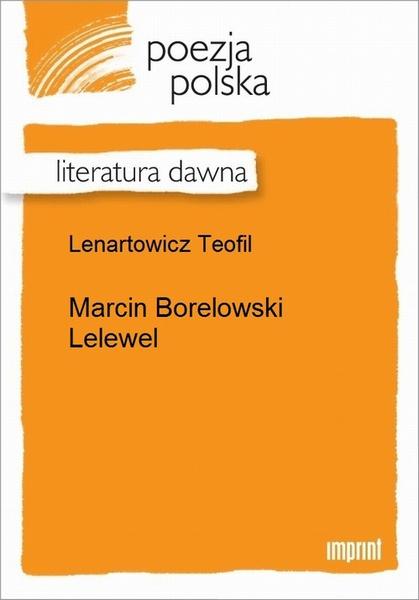 Marcin Borelowski Lelewel