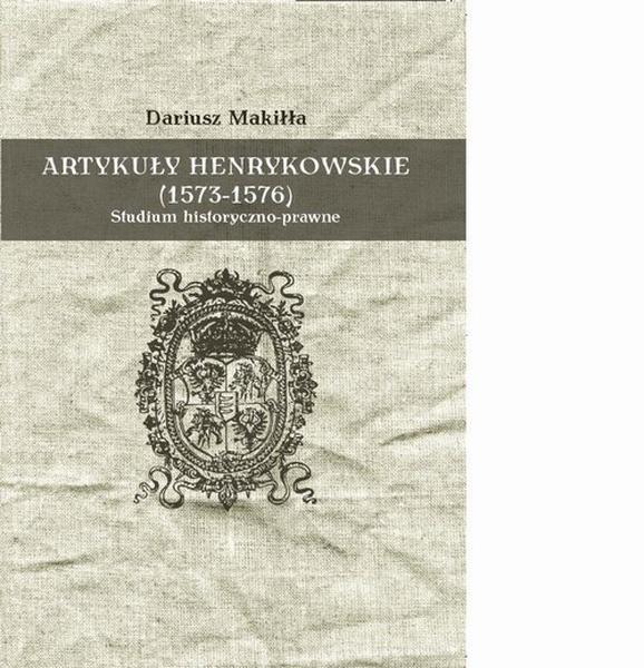 Artykuły henrykowskie (1573-1576)