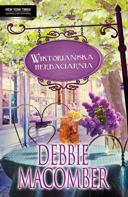 Wiktoriańska herbaciarnia - Debbie Macomber