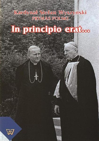 In principio erat ...