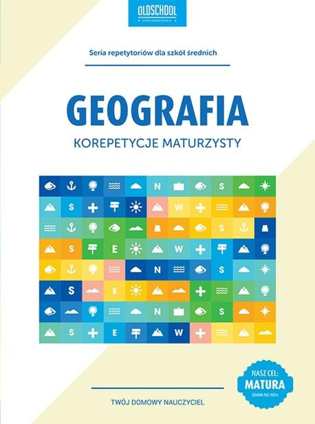 Geografia. Korepetycje maturzysty. eBook - Sławomir Dmowski