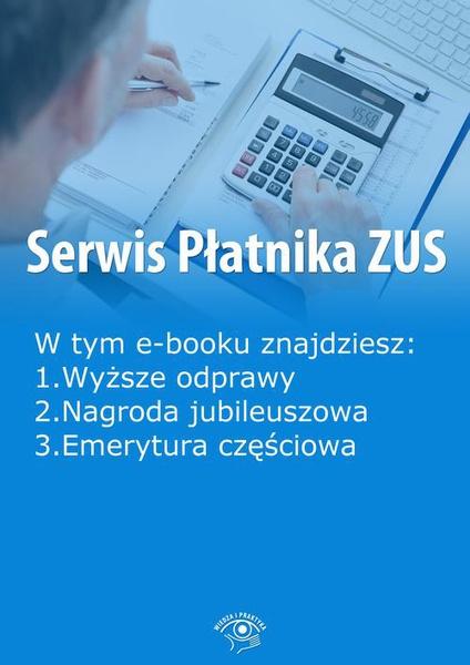 Serwis Płatnika ZUS, wydanie maj 2014 r.