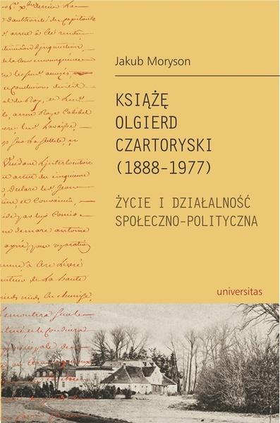 Książę Olgierd Czartoryski (1888-1977)