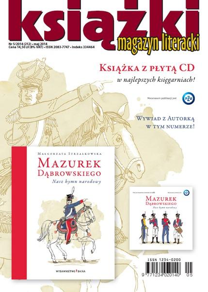 Magazyn Literacki Książki 2014/5 (212)