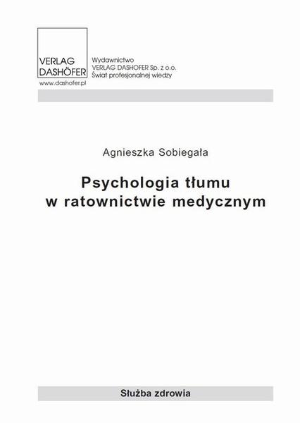 Psychologia tłumu w ratownictwie medycznym
