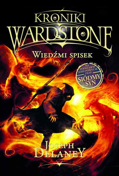 Kroniki Wardstone 4. Wiedźmi spisek