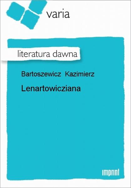 Lenartowicziana. 1-2
