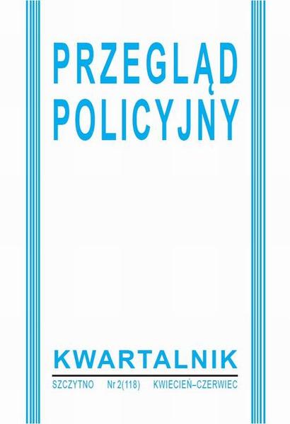 Przegląd Policyjny, nr 2(118) 2015