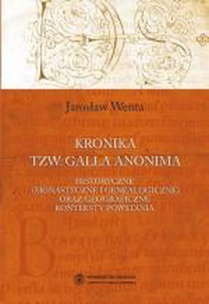Kronika tzw. Galla Anonima
