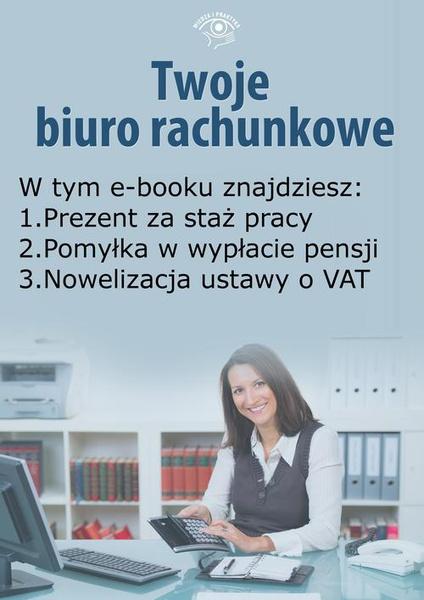 Twoje Biuro Rachunkowe, wydanie maj 2015 r.