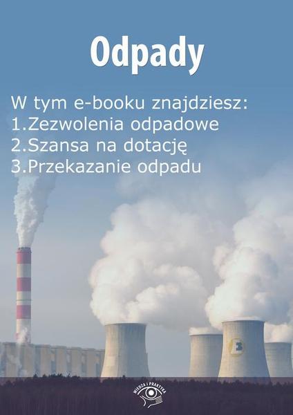 Odpady, wydanie luty 2015 r.