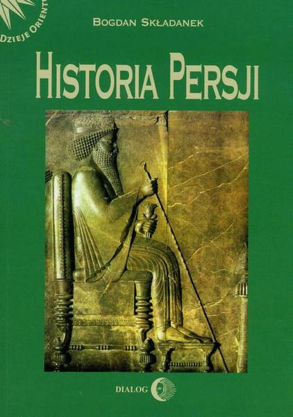 Historia Persji t.1