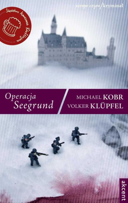 Operacja Seegrund - Volker Klüpfel,Michael Kobr