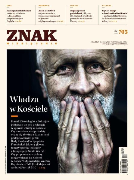 Miesięcznik Znak. Luty 2014