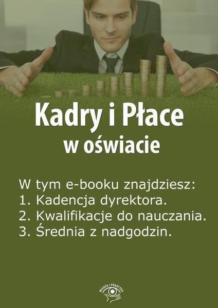 Kadry i Płace w oświacie, wydanie maj 2014 r.