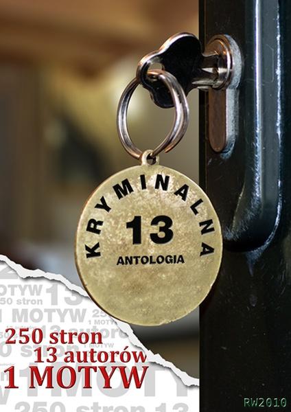 "Antologia ""Kryminalna 13"""