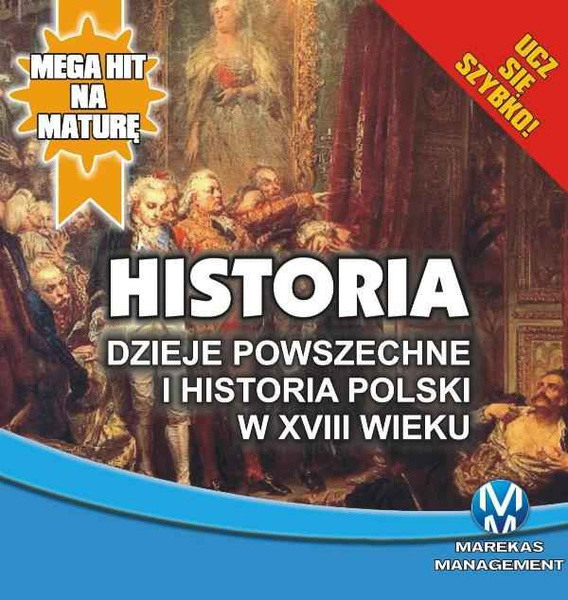 Historia 7. Dzieje powszechne i historia Polski w XVIII wieku