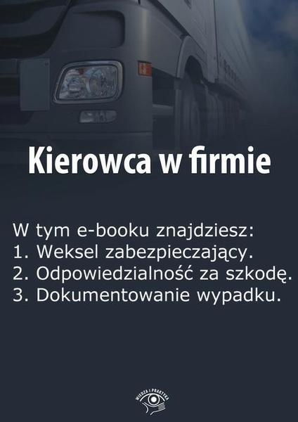 Kierowca w firmie, wydanie specjalne czerwiec 2014 r.