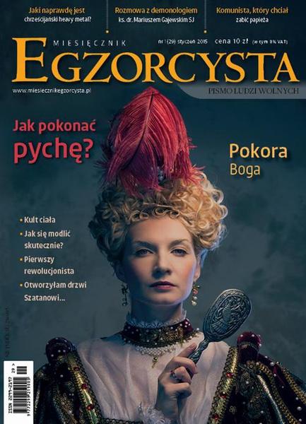 Miesięcznik Egzorcysta. Styczeń 2015