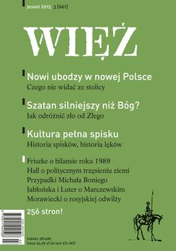 ebook Więź 3/2015
