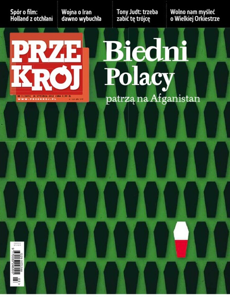 """""""Przekrój"""" nr 32012"""