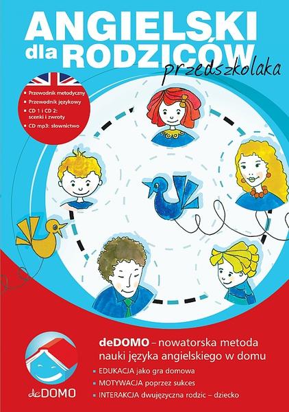 Angielski dla rodziców przedszkolaka metodą deDOMO
