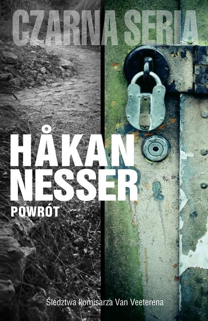 Powrót - Håkan Nesser