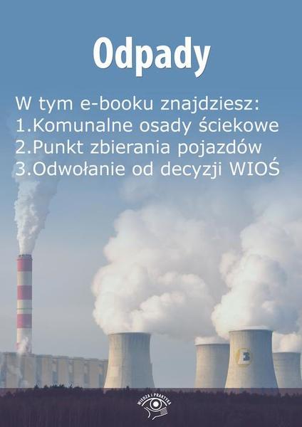 Odpady, wydanie listopad 2014 r.