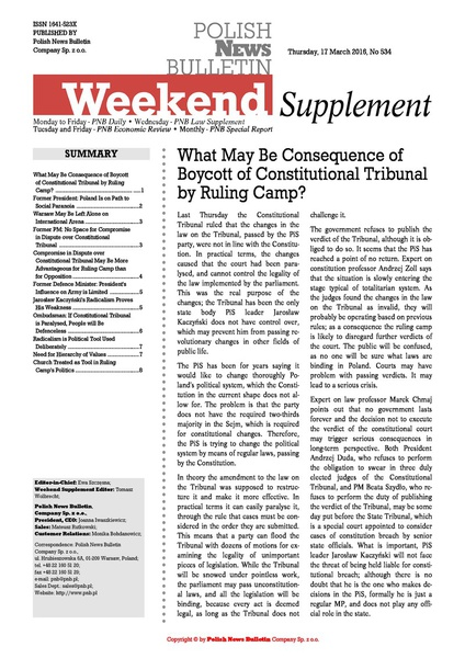 PNB Weekend Supplement