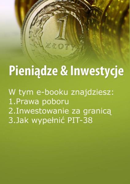 Pieniądze & Inwestycje, wydanie styczeń 2015 r.