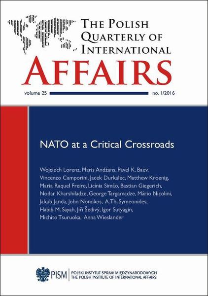 The Polish Quarterly of International Affairs 1/2016
