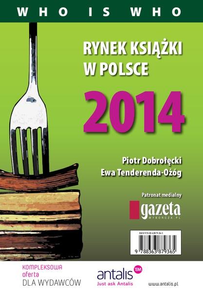 Rynek książki w Polsce 2014. Who is who