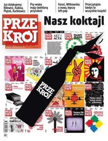 """""""Przekrój"""" nr 412012"""
