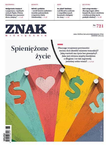 Miesięcznik Znak. Czerwiec 2015