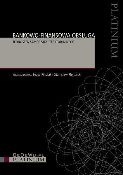 Bankowo-finansowa obsługa jednostek samorządu terytorialnego