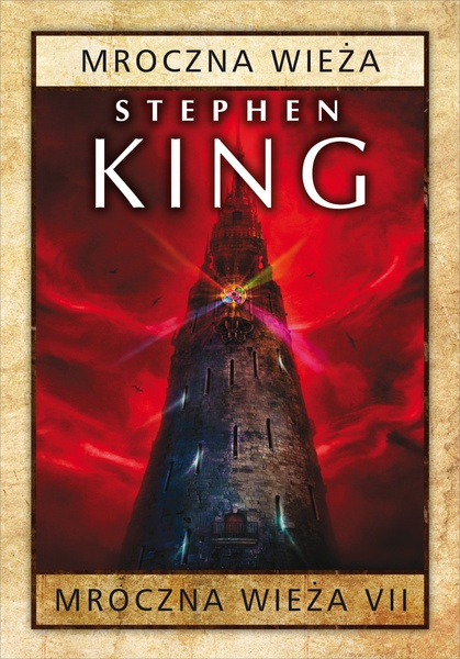 Mroczna Wieża VII: Mroczna Wieża