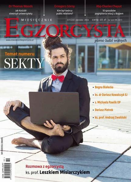 Miesięcznik Egzorcysta. Czerwiec 2014