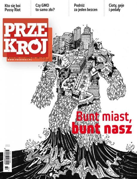 """""""Przekrój"""" nr 32332012"""